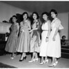 Nisei Week Queen contest, 1953