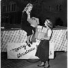 University of Southern California gift drive for Koreans, 1952