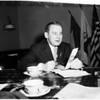 Congressman Engle, 1958