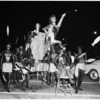 University of Southern California parade, 1953