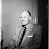 Alimony hearing, 1958