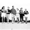 Bermuda shorts in Compton College, 1958