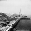 Harbor sinking and repairs, 1952