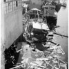 Yacht explosion, 1958
