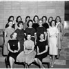 Miss University of Southern California contestants, 1959