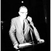 Chavez Ravine hearing, 1958