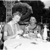 Carter luncheon, 1958