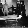 Rescued girl (fell in water), 1958