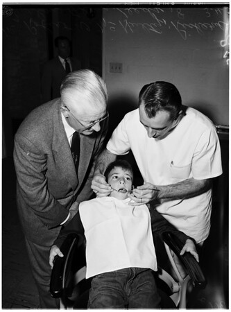 University of Southern California School of Dentistry, 1955