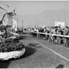 After Rose Parade pictures (Lapp), 1956