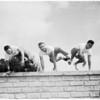 Firemen test, 1953