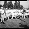 Football -- University of California Los Angeles coaching staff, 1958