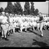 Football -- University of California Los Angeles coaching staff, 1958