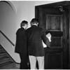 City Councilmen get subpoenaed (for contempt of court), 1952