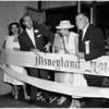 Disneyland Hotel, 1956