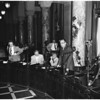 Missing councilmen (City Hall), 1953