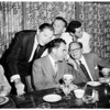 Nixon at Hillcrest Country Club luncheon, 1955