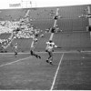 """Football"" -- UCLA vs USC (Frosh), 1955"