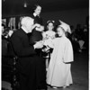 Kindergarten graduating (St. Paul the Apostle School), 1952
