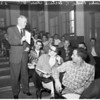 University of Southern California lecture class, 1957