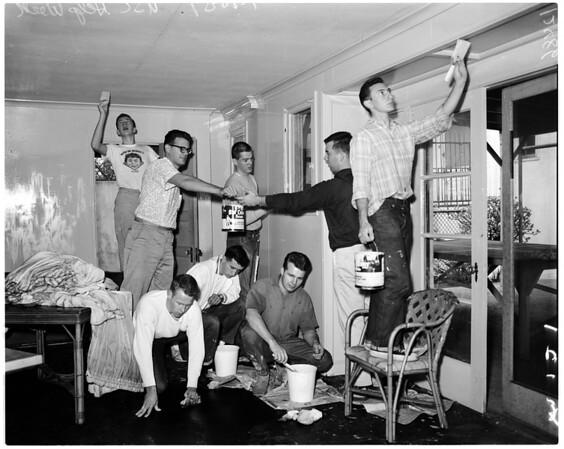"University of Southern California ""Help Week"", 1959"