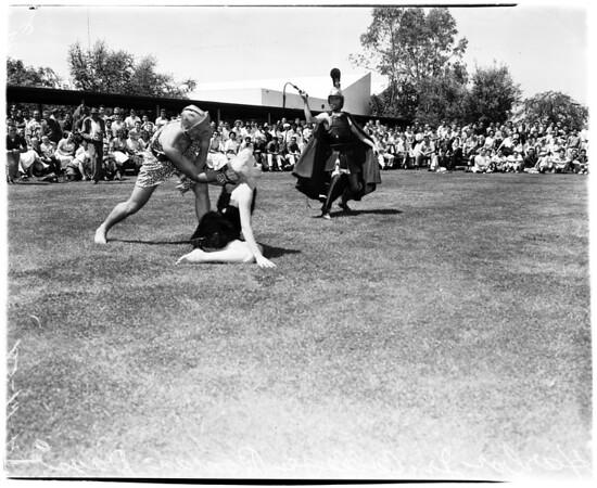Harbor Junior College Roman Days, 1958