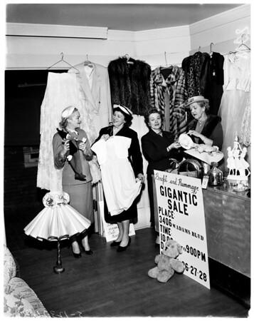 Physicians Aid Guild, 1958