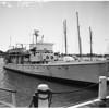 """Yacht """"Valinda"""", 1958"""