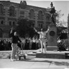Victory Bell at University of Southern California, 1960