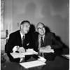 Metropolitan Transit Authority Officials, 1958