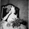 University of Southern California homecoming queen coronation, 1953
