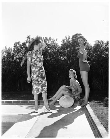 National Charity League Juniors, 1958