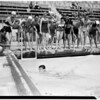 Lifeguard demonstration feature, 1958
