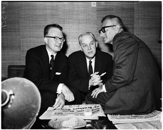 Hoffa interview, 1958