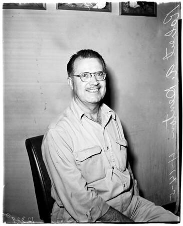 Bonus check winner, 1958