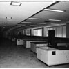 Los Angeles City Buildings: New medical building: Civic center (Picture Second Floor Laboratory), 1954