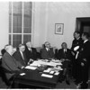 Special Civil Service Commission to interview firemen for Fire Chief post, 1956