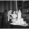 City Hall cake, 1953