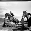 Flintridge Riding Club children's horse show, 1958
