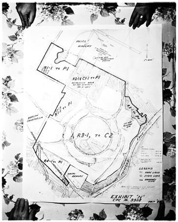 Chavez Ravine Dodgers Ball Park, 1959