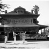 Phi Gamma Delta Fiji House, University of Southern California, 1955