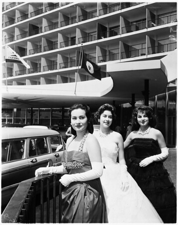 Rose of Castile ball plans, 1958