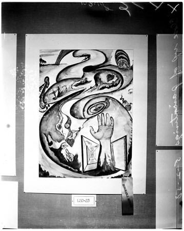 Mental health (art exhibit), 1958