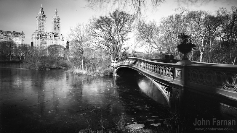 Bow Bridge and San Remo Building