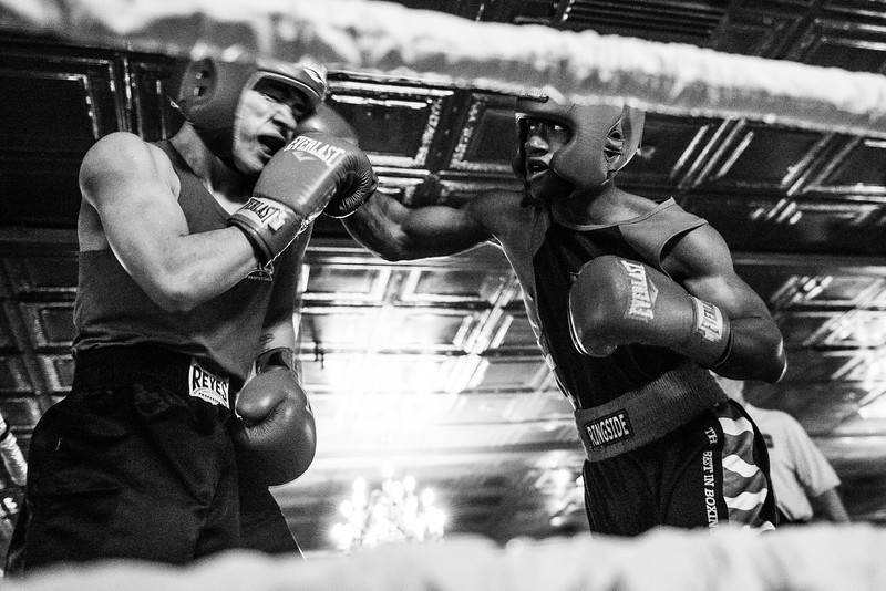 2019 South Carolina Golden Gloves State Championship at The Spinning Jenny, in Greer on February 22, 2019. John A. Carlos II