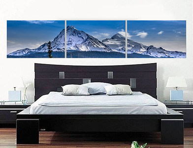 Mountain Bedroom
