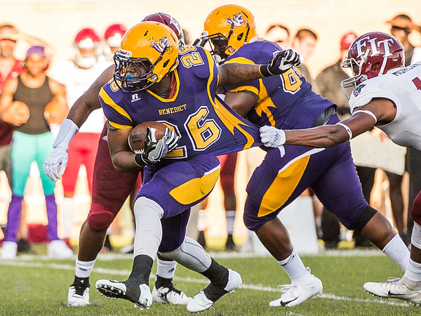 Benedict College Vs. Florida Tech at Charles W. Johnson Stadium, in Columbia on September 1, 2018. John A. Carlos II / Special to The Free Times