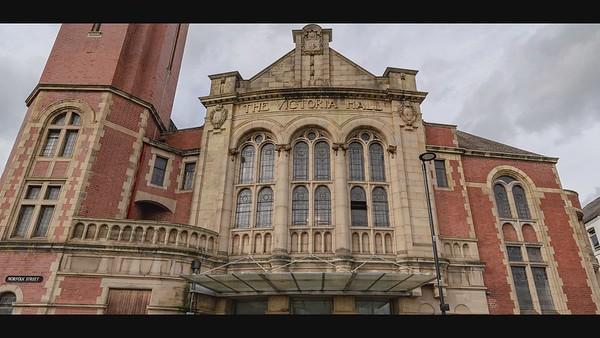 Victoria Hall Sheffield
