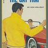 Cover of The gay trap, by Don Holliday, 1966