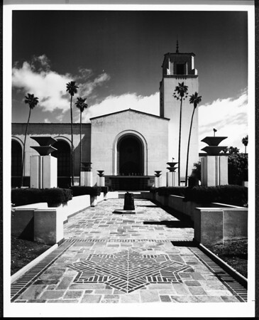 Los Angeles Union Station, after 1934